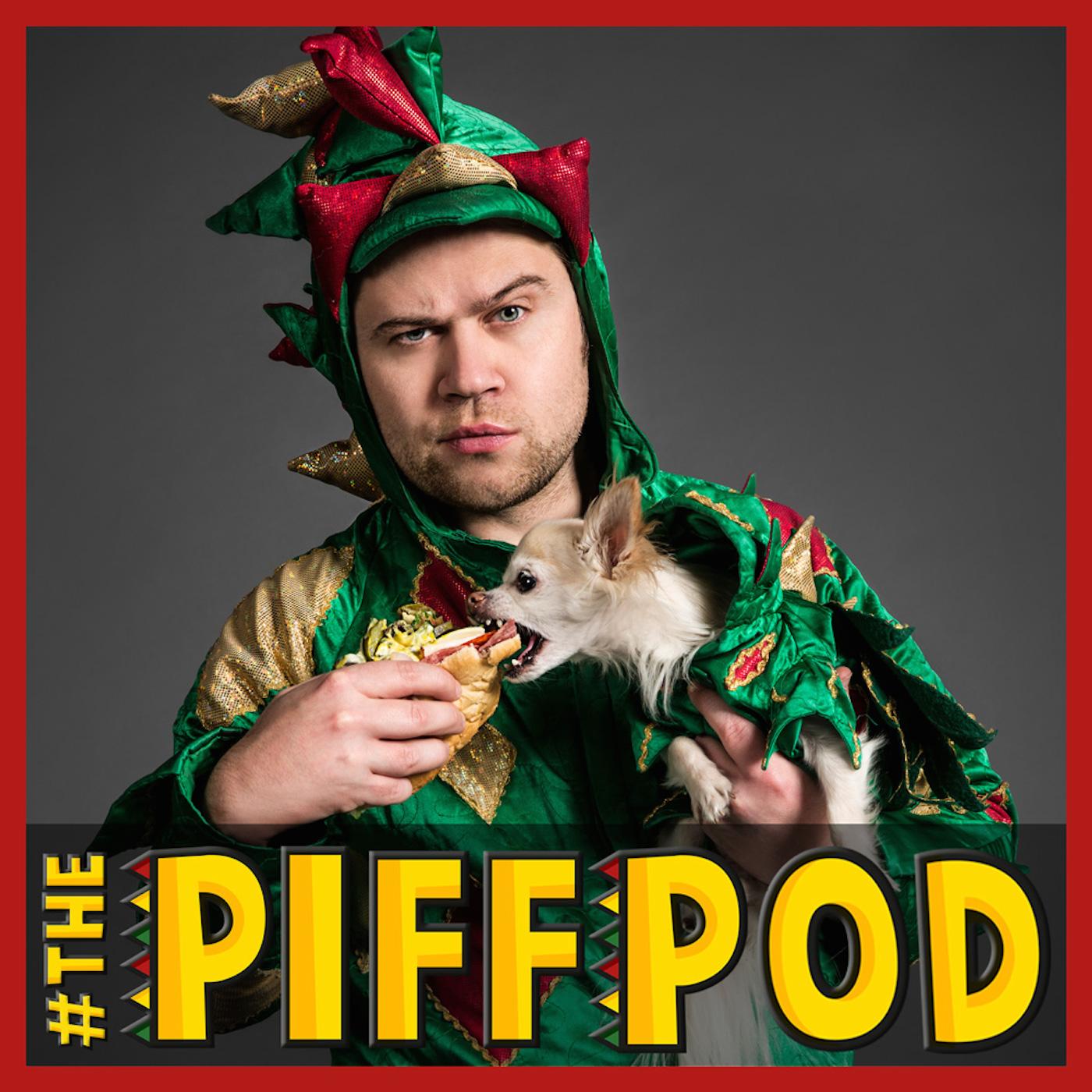 The Piff Pod show art