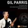 Artwork for Gil Parris' new signature Reverend Guitars model - GSP #152