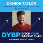 Artwork for 45. See Yourself Being Successful - Damion Taylor