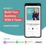 Artwork for EP17: Build Your Business with a Team
