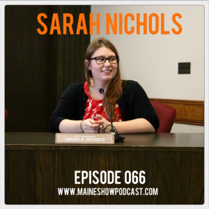 Episode 066 - Sarah Nichols