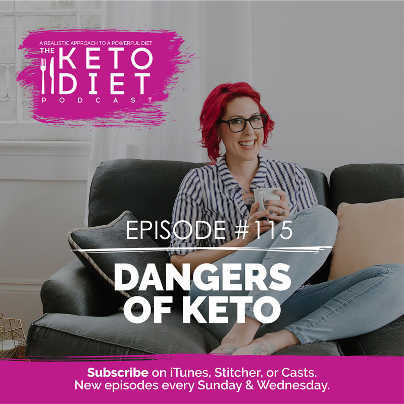 #115 Dangers of Keto with Jess Bass