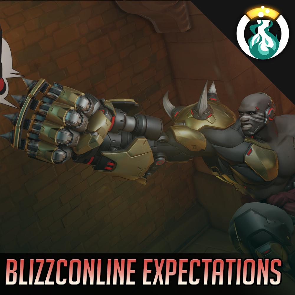 Blizzconline Expectations
