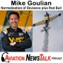 Artwork for 153 Normalization of Deviance and Red Bull Air Races - Interview with Mike Goulian