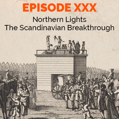 Episode 30 - Northern Lights, The Scandinavian Press Freedom Breakthrough