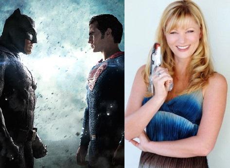 Batman and Superman v Jenna Busch