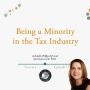 Artwork for 11: Being a Minority in the Tax Industry