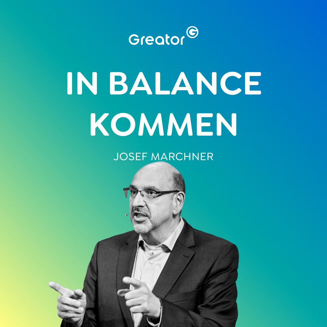3 Prinzipien für die optimale Umsetzung der eigenen Projekte & Partnerschaft // Josef Marchner