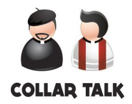 COLLAR TALK - Holy Trinity Sunday
