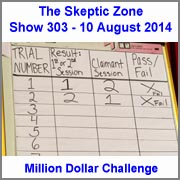 The Skeptic Zone #303 - 10.Aug.2014