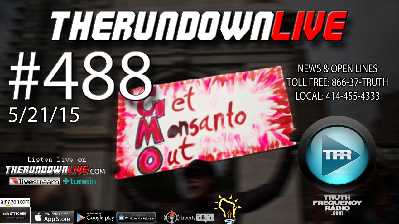 The Rundown Live #488 (Welfare,3rd Grade Reading,Bin Laden da Truther)