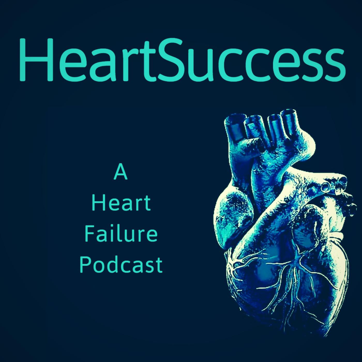 HeartSuccess- A Heart Failure Podcast show art