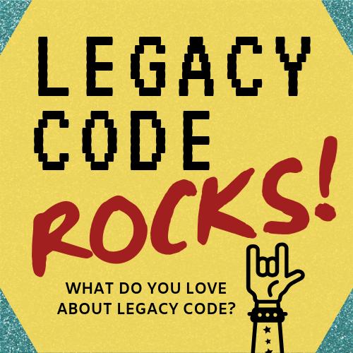 Legacy Code Rocks show art