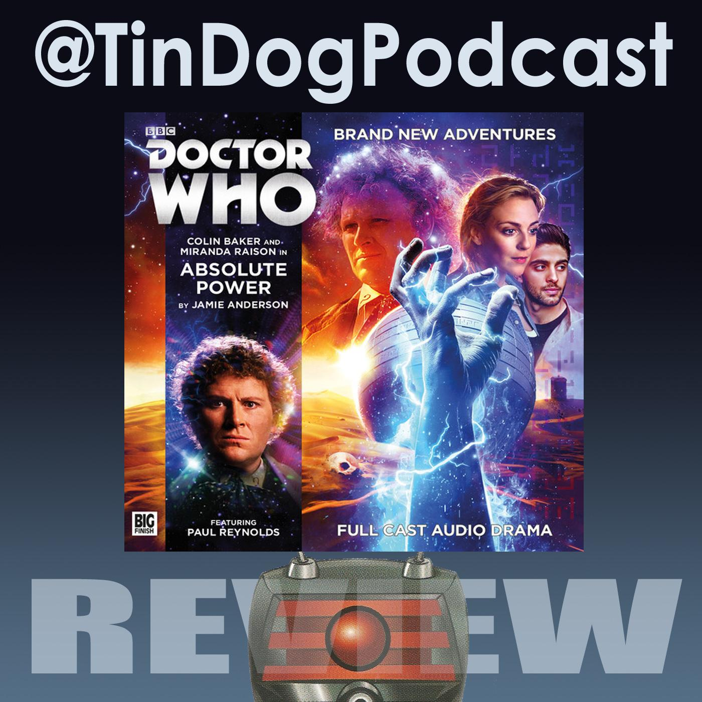 TDP 635: Doctor Who - Main Range 219 Absolute Power