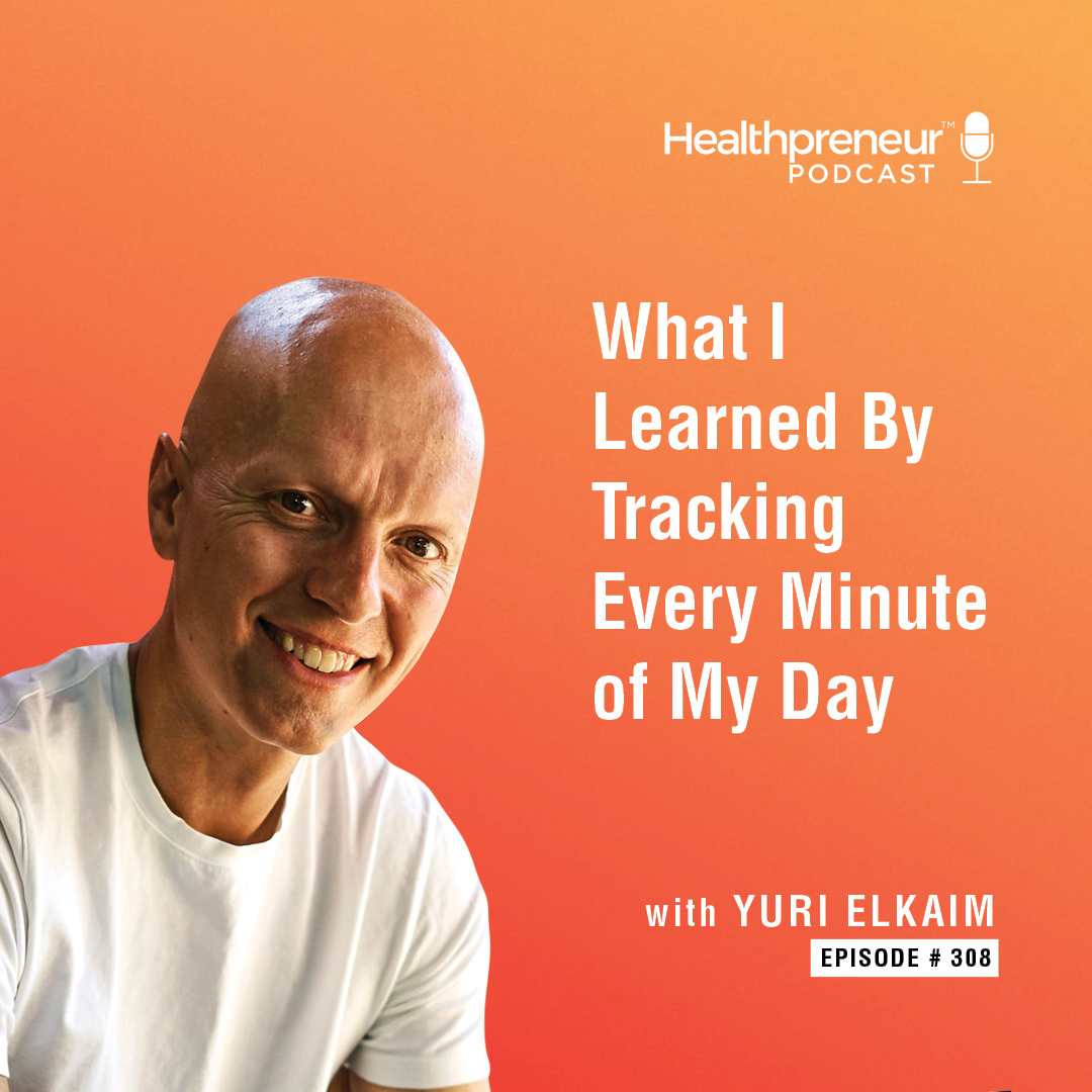 308 - What I Learned By Tracking Every Minute of My Day show art