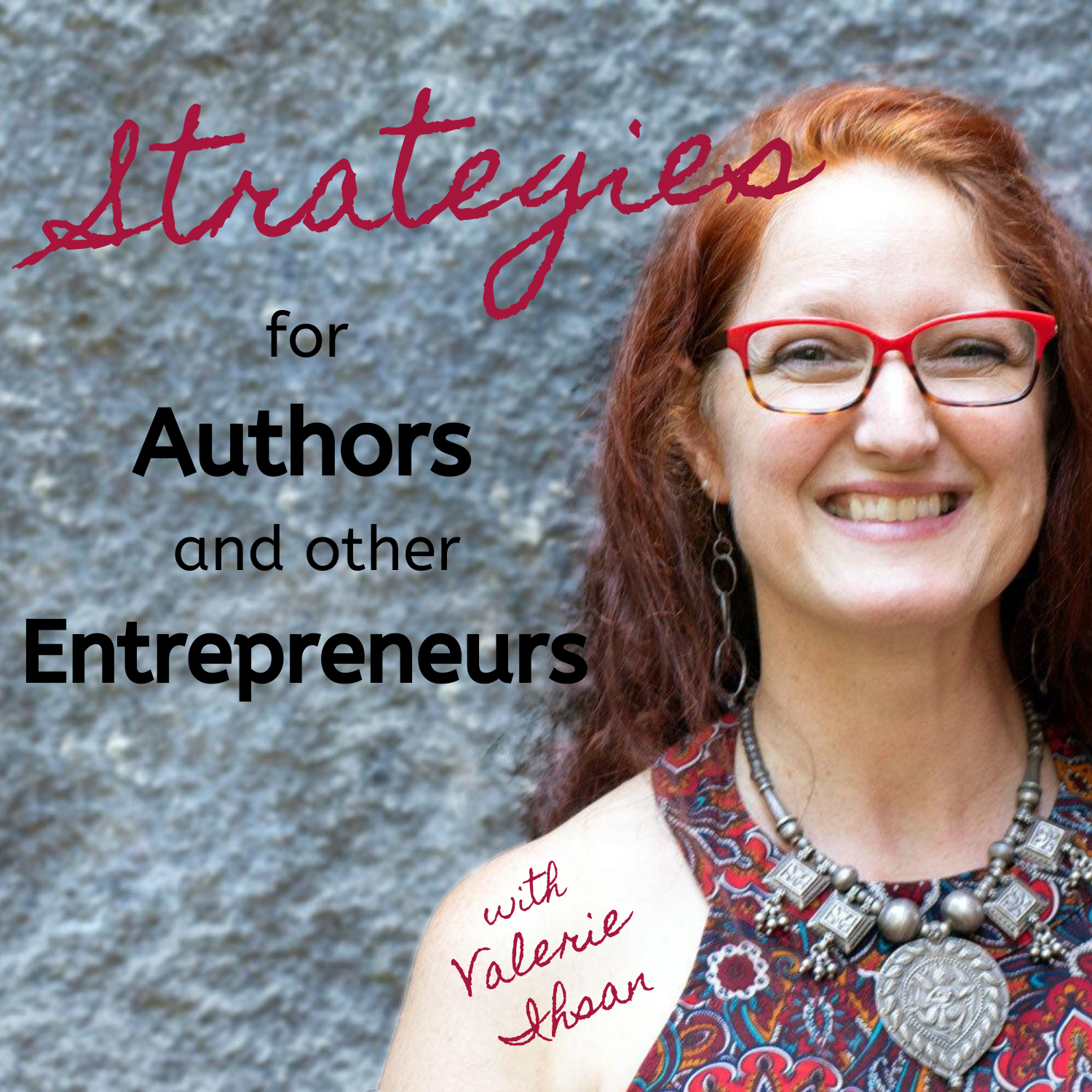 Strategies for Authors and Other Entrepreneurs show art