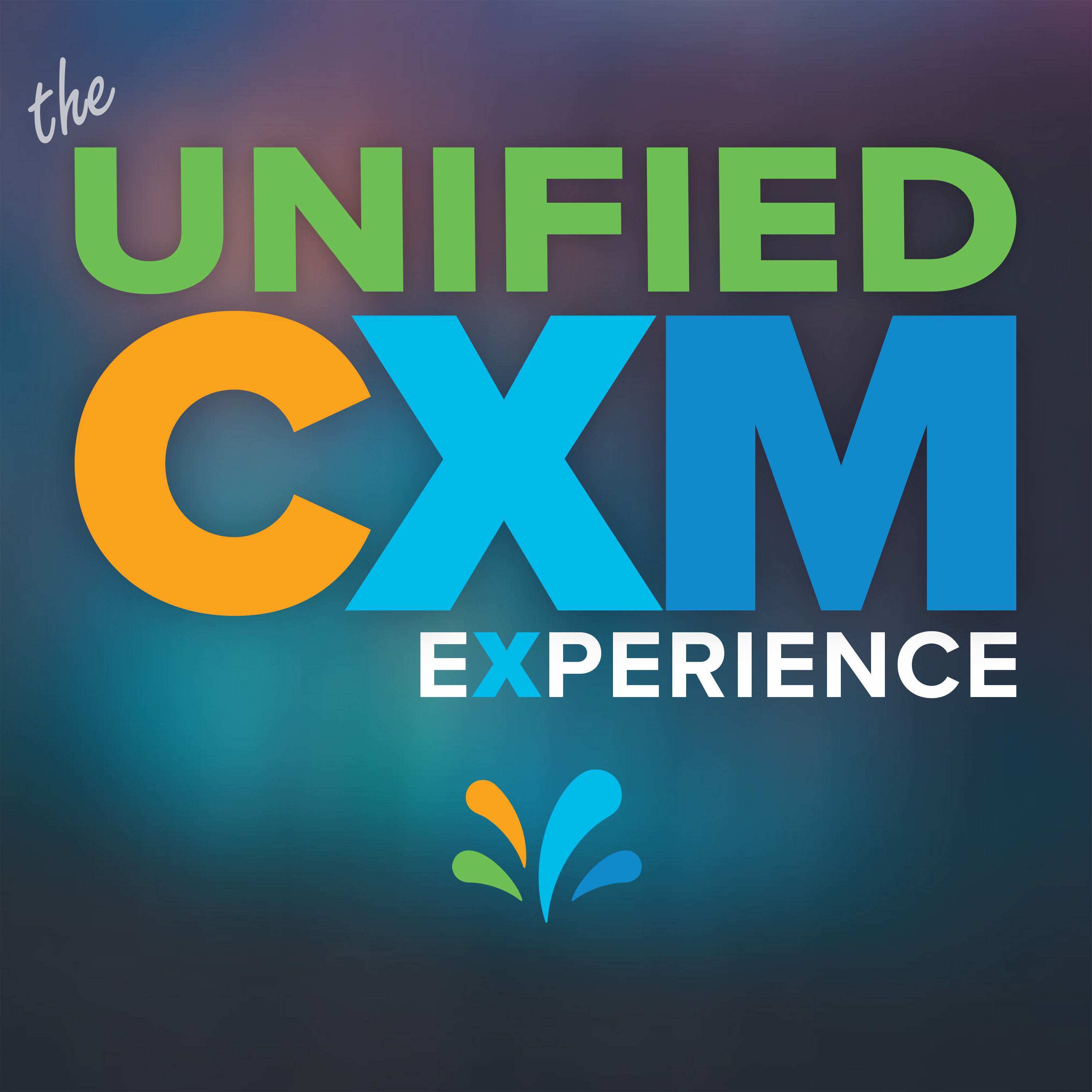 The Unified-CXM Experience show art
