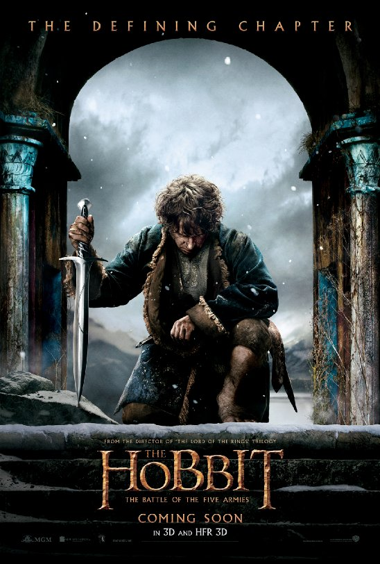 Ep. 78 - The Hobbit: The Battle of the Five Armies (The Lord of the Rings: The Return of the King vs. King Kong)