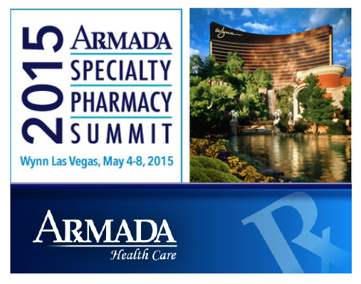 ARMADA SPECIALTY PHARMACY SUMMIT 2015 - Pharmacy Podcast Episode 216