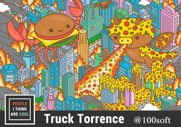 Ep. 70 Truck Torrence aka 100% Soft