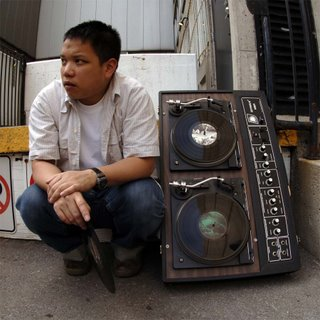 Kid Koala live at the Knitting Factory 2003