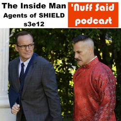 The Inside Man s3e12 - 'Nuff Said: The Marvel Podcast