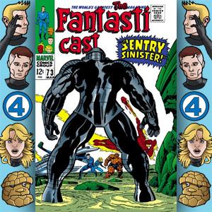 Episode 73: Fantastic Four #64 - The Sentry Sinister