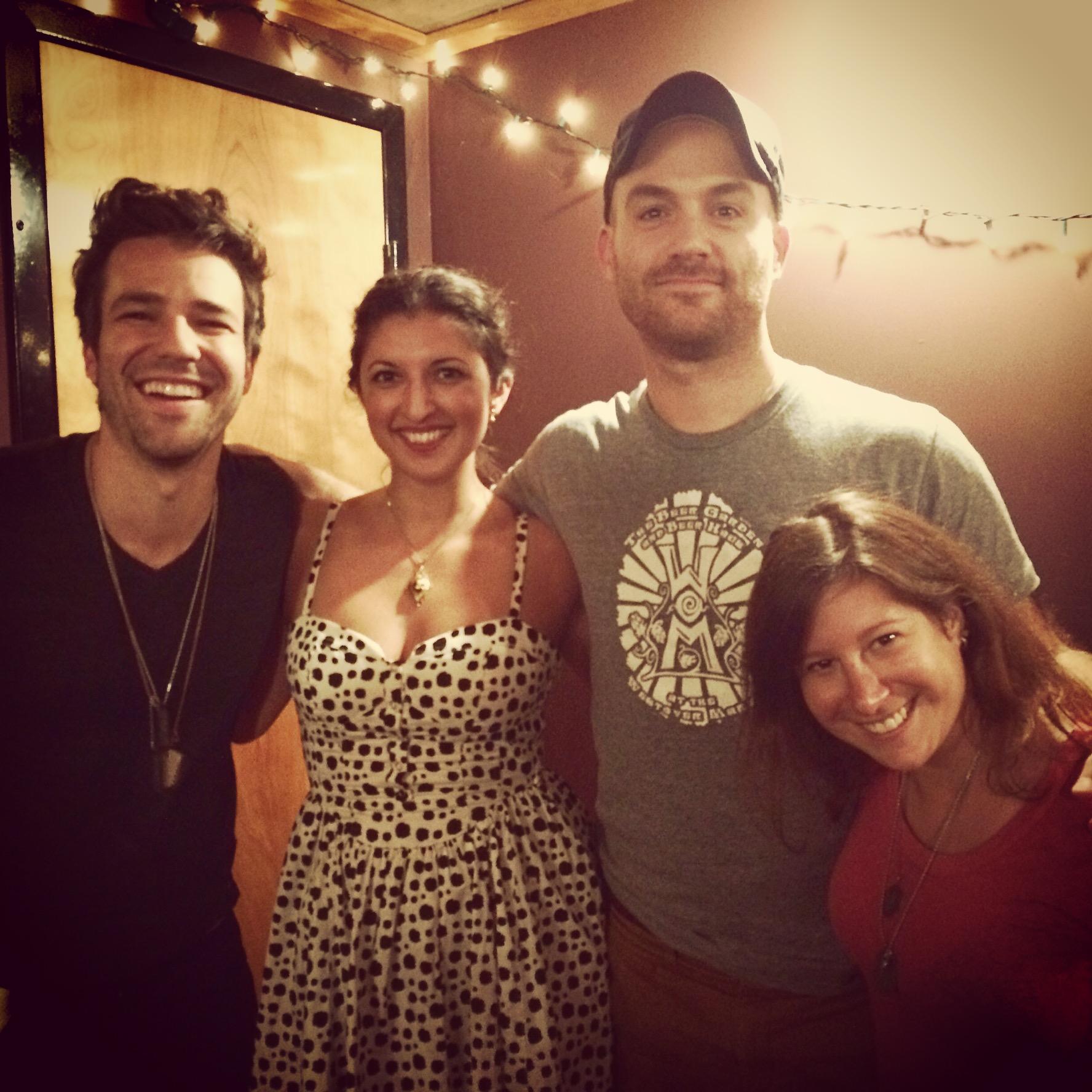 060 - Todd Carey, Jessica Taaffe, Rachel Levitin