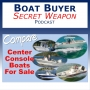 Artwork for Compare Center Console Boats for Sale