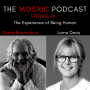 Artwork for Ep 046 The Experience of Being Human with Lorna Davis