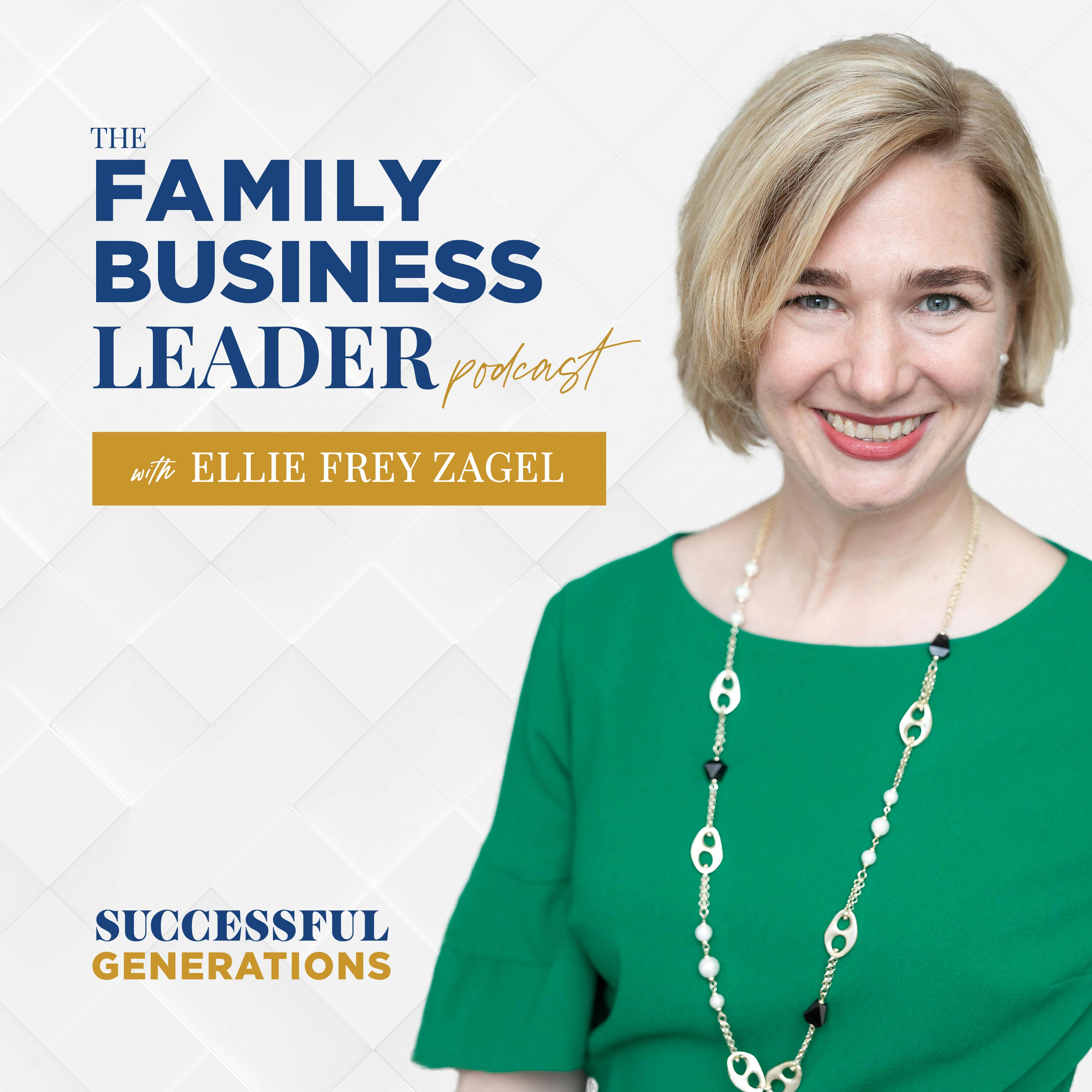 The Family Business Leader Podcast show art