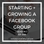 Artwork for Ep. 058: Facebook Groups for the Win