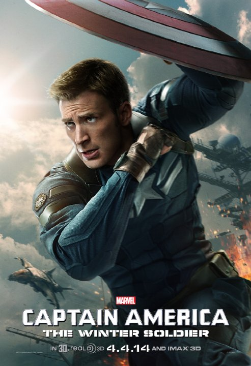 Ep. 02 - Captain America The Winter Soldier (Spy Game vs. Tinker Tailor Soldier Spy)