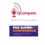 Artwork for QCompass: PDS Super Conference Wrap Up