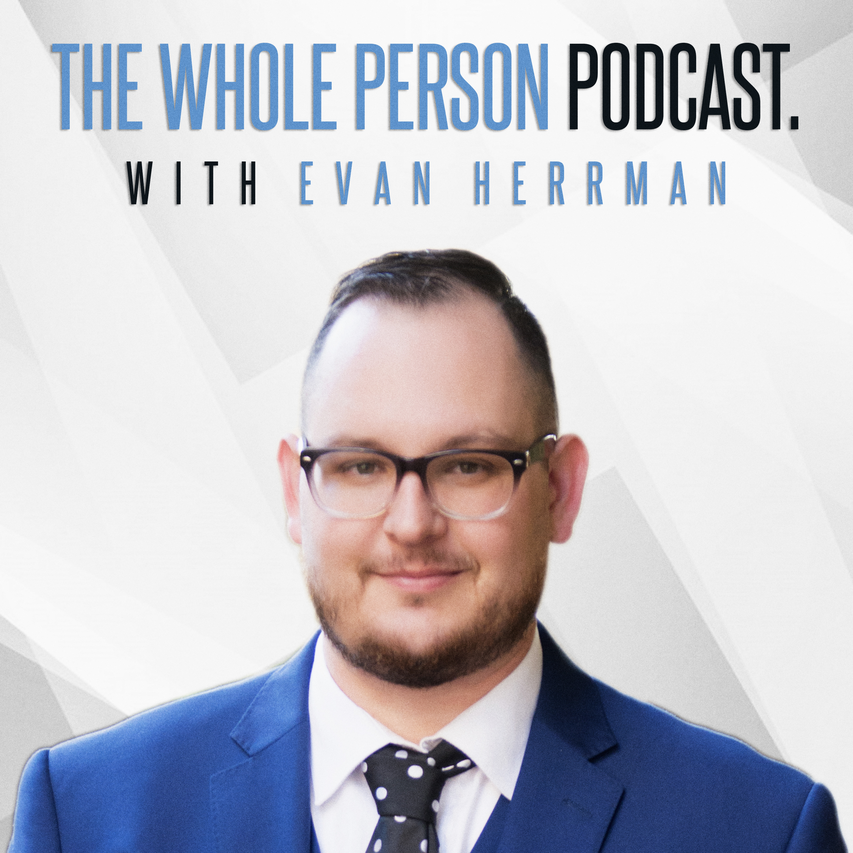 Artwork for 12 lessons from the ultimate gift. Guest Jim Stovall with host Evan Herrman