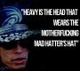 Artwork for Episode 14: Chapter 13.5-Heavy Is the Head That Wears the Motherfucking Madhatter's Hat