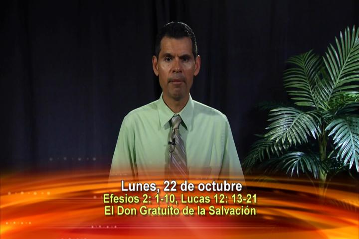"""Artwork for Dios te Habla con Jose Luis Elias;  Tema el hoy: """"El Don Gratuito de la Salvación"""""""