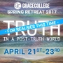Artwork for Truth in a Post Truth World - For this Reason I Came - Jeff Jennings 2017.04.23