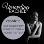 Artwork for 13 | Rare Cancer Day, Sober October, & Asking for Help