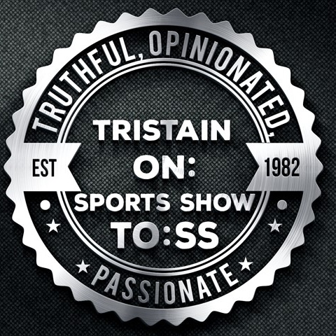 TO:SS Tristain On: Sports Show show art