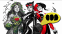 Artwork for Episode #182: Gotham City Sirens Movie?