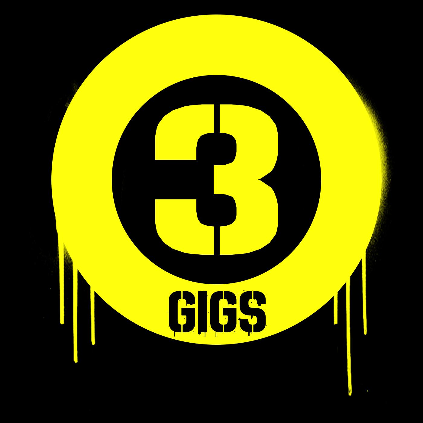 3 Gigs show art