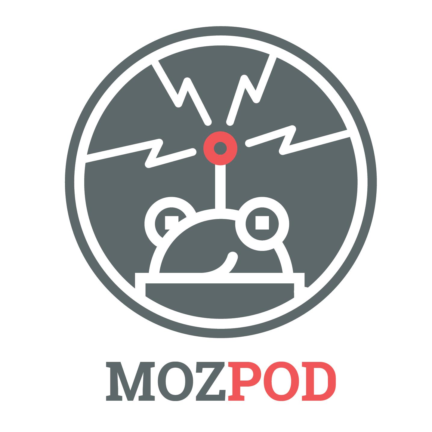 MozPod show art