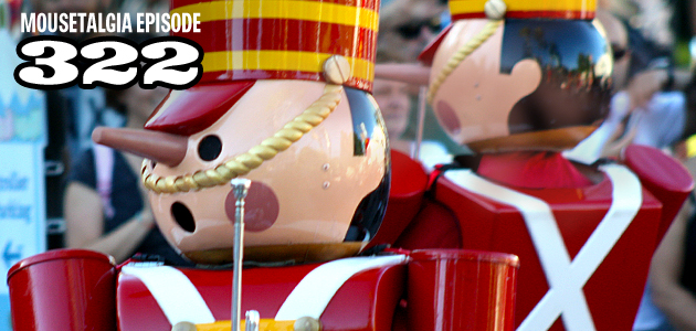 Mousetalgia Episode 322: The history of Christmas at Disneyland