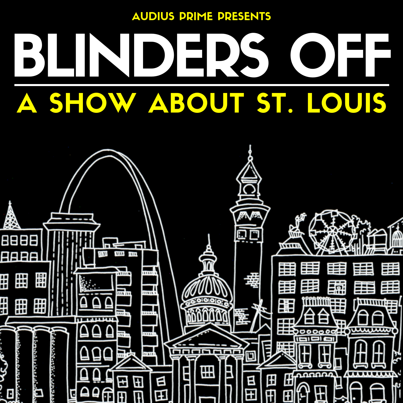 Blinders Off show art