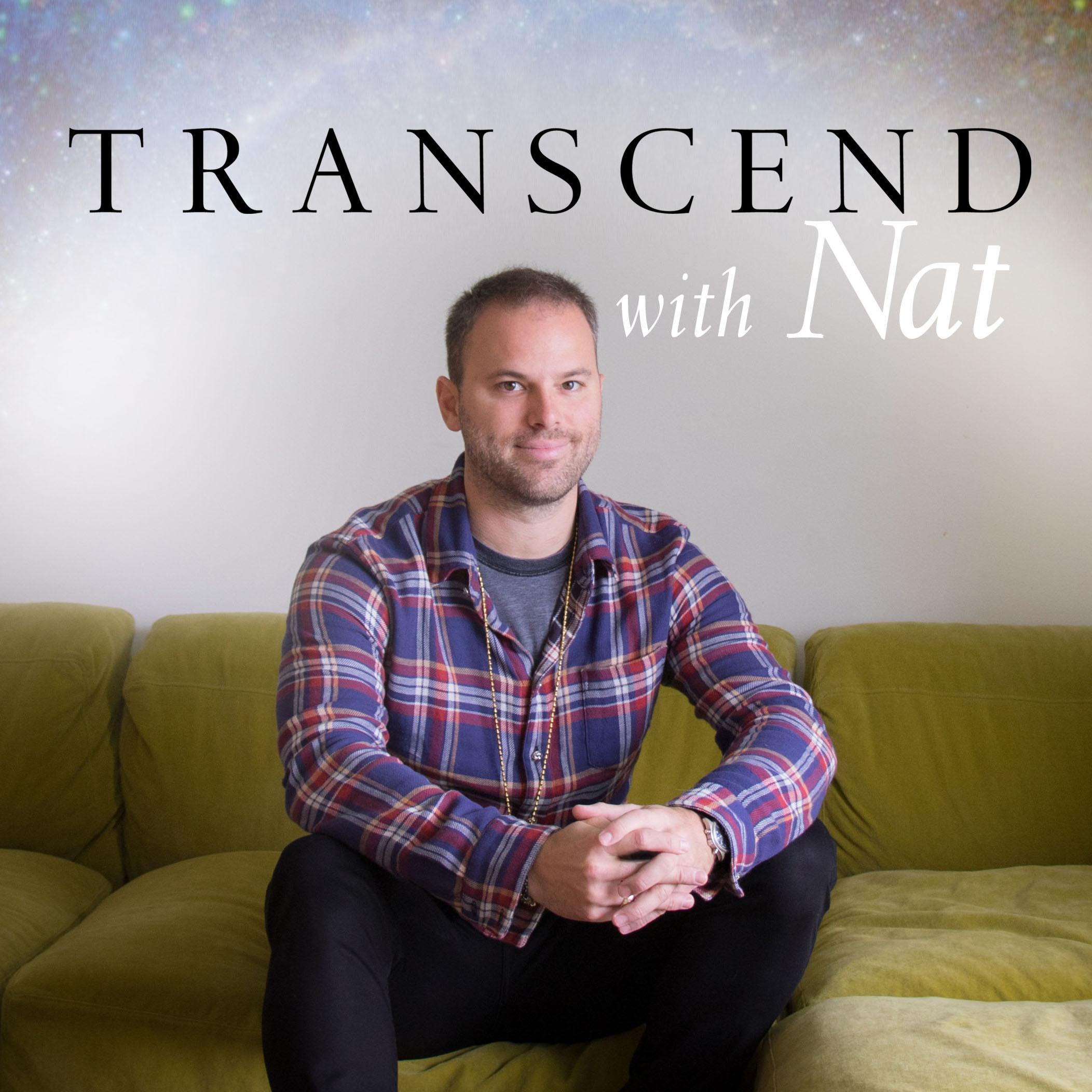 Transcend with Nat show art