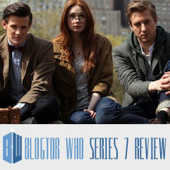 Doctor Who Series 7 Review