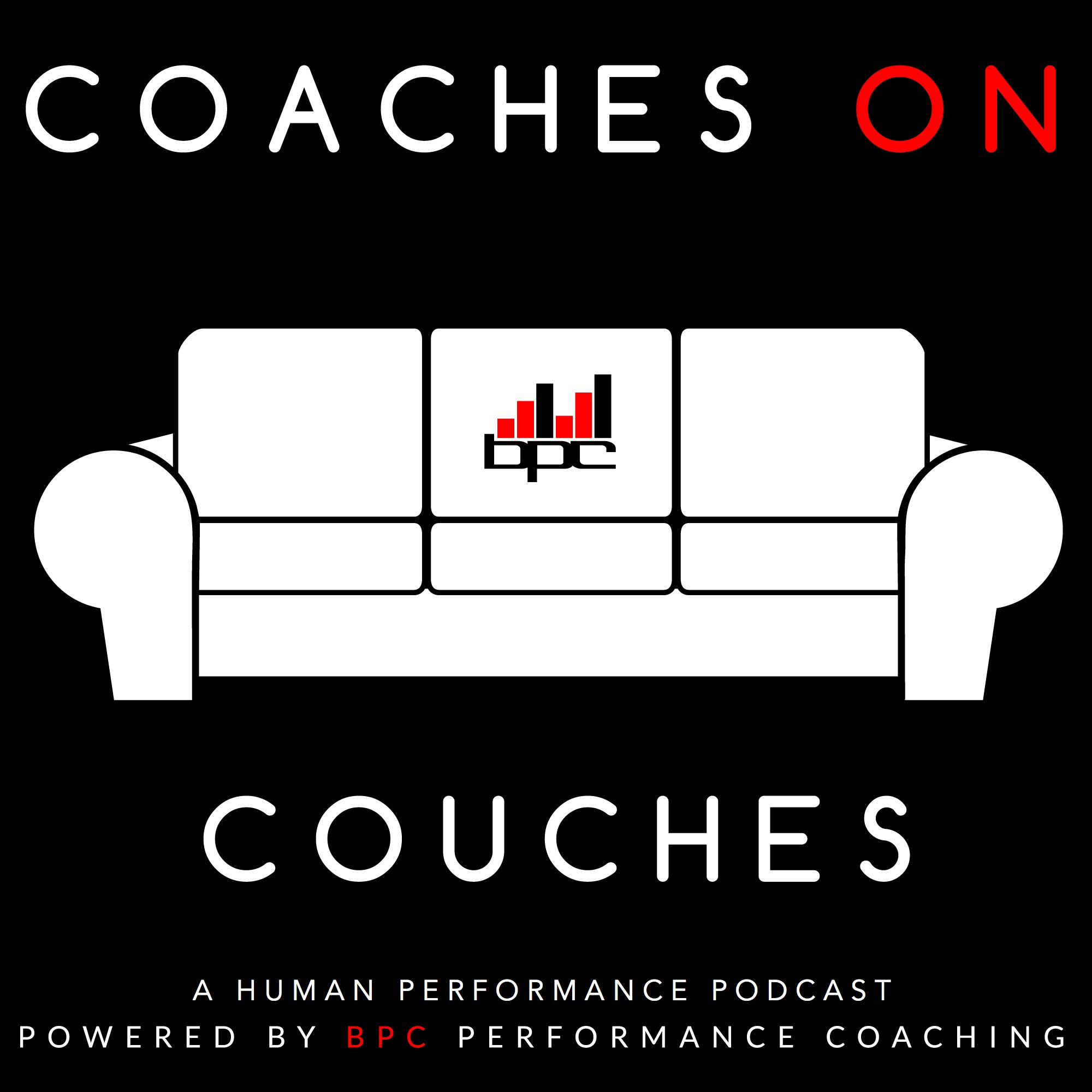 Coaches on Couches show art