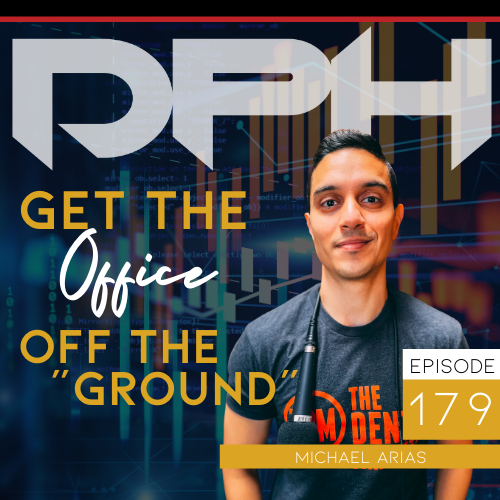 """Get the Office Off the """"Ground"""" with Michael Arias"""
