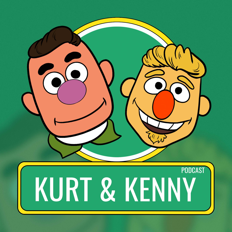 The Kurt & Kenny Podcast show art